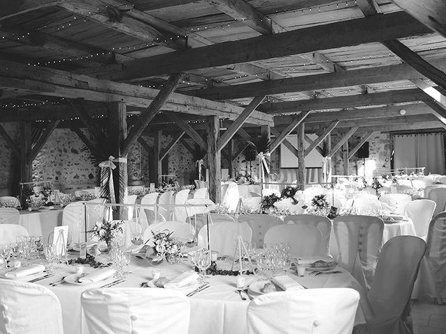 Le mariage de Julien et Marie-Caroline à Blond, Haute-Vienne 74