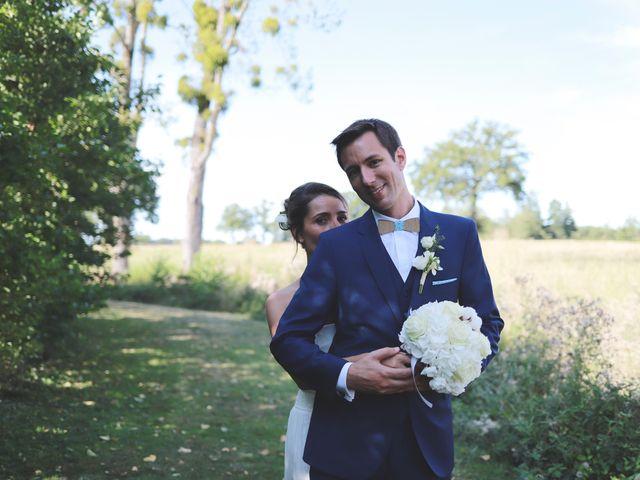 Le mariage de Marie-Caroline et Julien