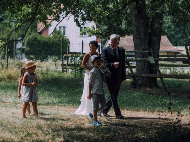 Le mariage de Etienne et Naomi à Blodelsheim, Haut Rhin 6