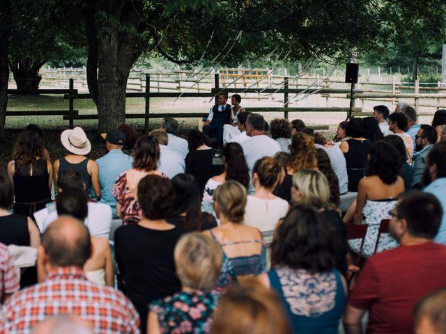 Le mariage de Etienne et Naomi à Blodelsheim, Haut Rhin 7