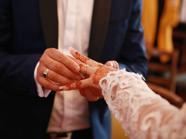 Le mariage de Riadh et Samia à Beaumont-sur-Oise, Val-d'Oise 10