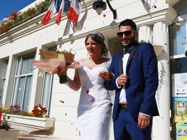 Le mariage de Samia et Riadh