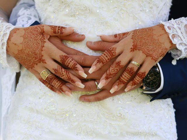 Le mariage de Riadh et Samia à Beaumont-sur-Oise, Val-d'Oise 15