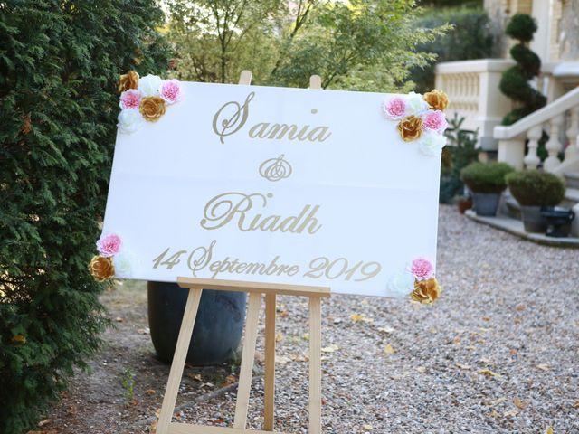 Le mariage de Riadh et Samia à Beaumont-sur-Oise, Val-d'Oise 17