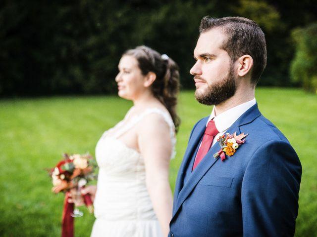 Le mariage de Julie et Yohann