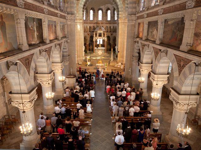 Le mariage de Pierre Emmanuel et Clarisse à Besançon, Doubs 8