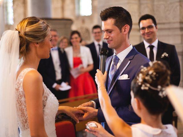 Le mariage de Pierre Emmanuel et Clarisse à Besançon, Doubs 15