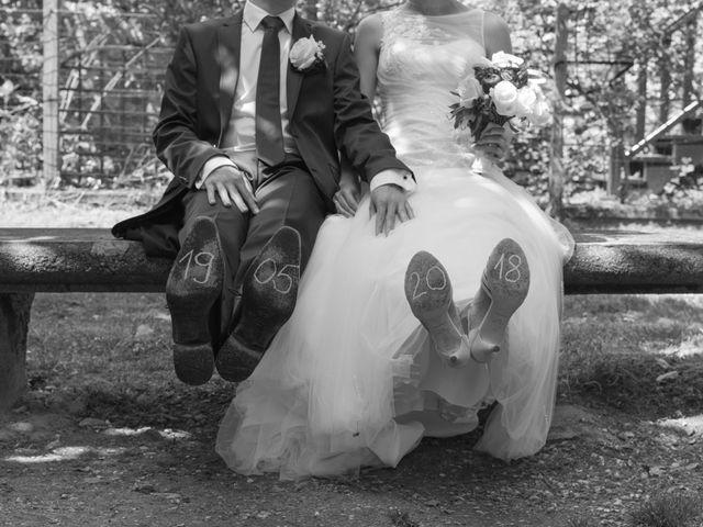 Le mariage de Quentin et Claire à Griselles, Loiret 2