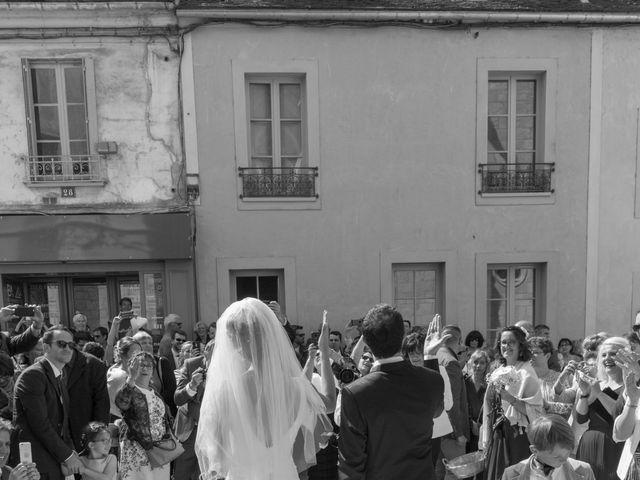 Le mariage de Quentin et Claire à Griselles, Loiret 20