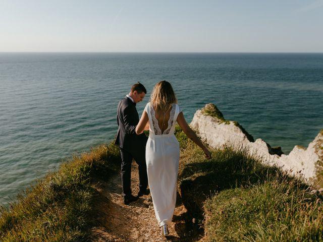 Le mariage de Victor et Marion à Conteville, Calvados 3