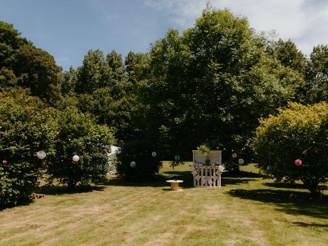 Le mariage de Victor et Marion à Conteville, Calvados 9