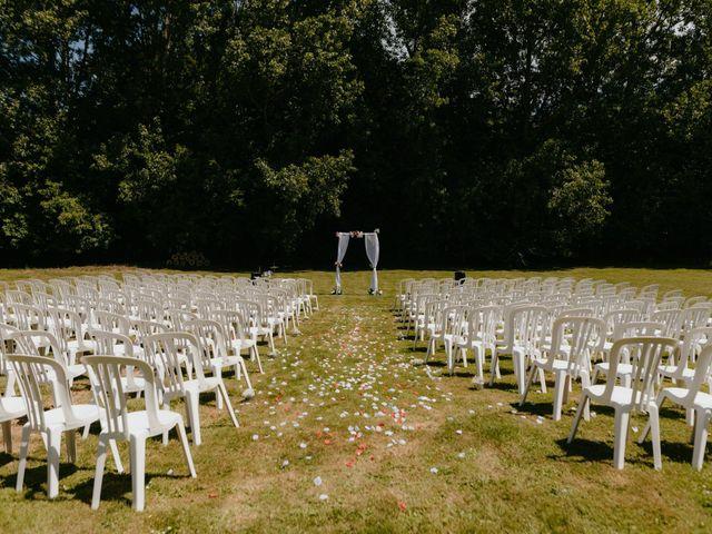 Le mariage de Victor et Marion à Conteville, Calvados 12