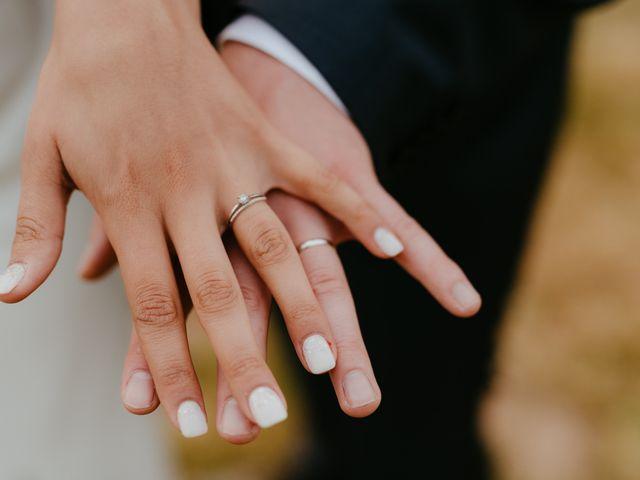 Le mariage de Victor et Marion à Conteville, Calvados 32