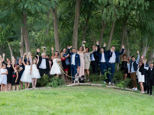 Le mariage de Cédric et Célia à Hergnies, Nord 10