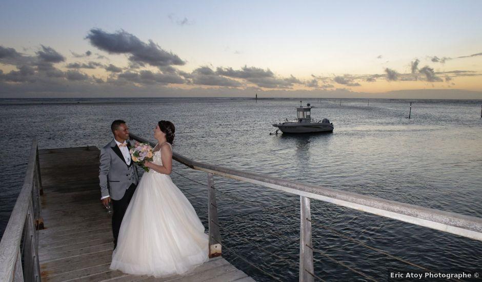Le mariage de Eric et Emilie à Le Tampon, La Réunion