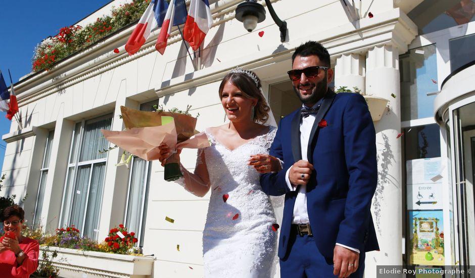 Le mariage de Riadh et Samia à Beaumont-sur-Oise, Val-d'Oise