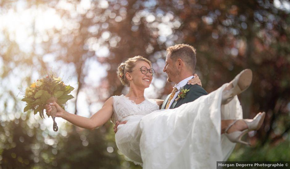 Le mariage de Adriano et Marion à Flers-en-Escrebieux, Nord