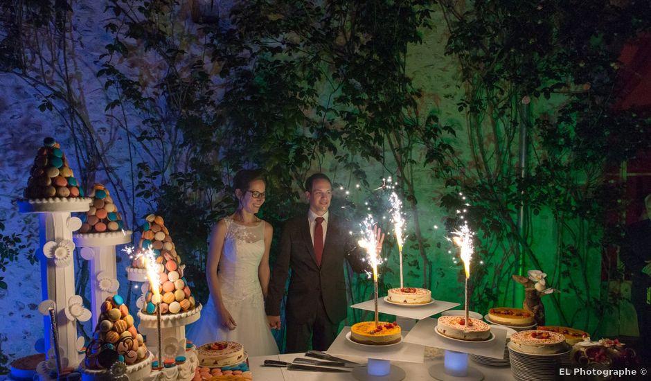 Le mariage de Quentin et Claire à Griselles, Loiret