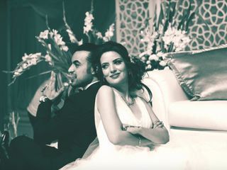 Le mariage de Ines et Zaher
