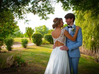 Le mariage de Evelyne et Alexis