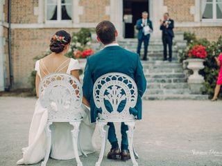 Le mariage de Thomas et Marion