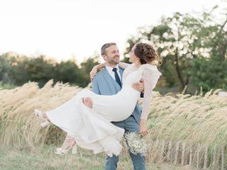 Le mariage de Eynath et Axel