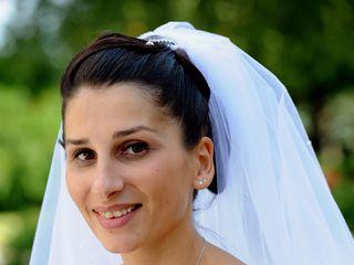 Le mariage de Sandrine et Samuel 1