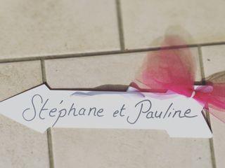 Le mariage de Pauline  et Stephane  1