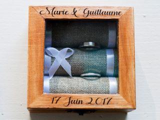 Le mariage de Marie et Guillaume 1