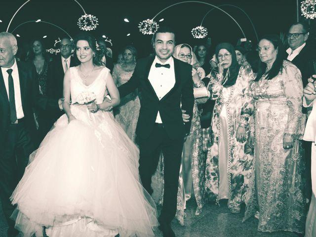 Le mariage de Zaher et Ines à Paris, Paris 7