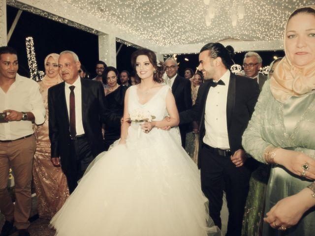 Le mariage de Zaher et Ines à Paris, Paris 8