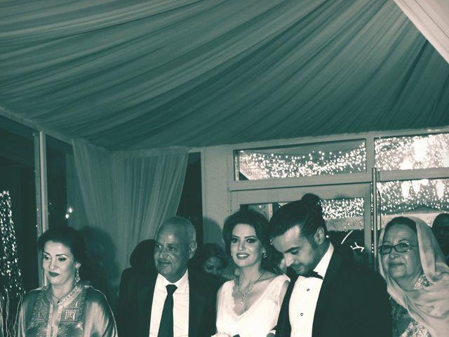 Le mariage de Zaher et Ines à Paris, Paris 9