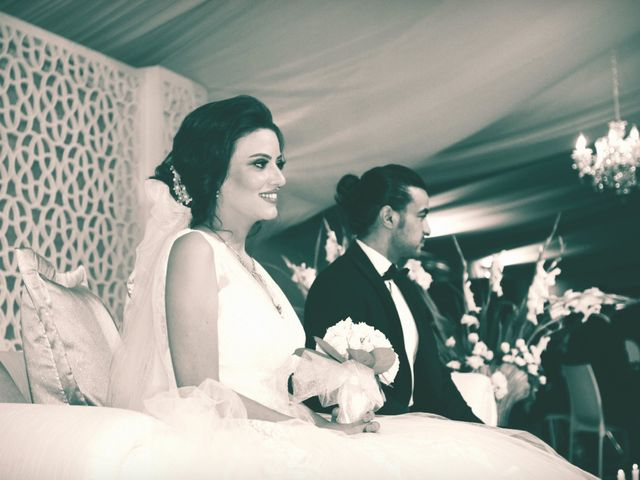 Le mariage de Zaher et Ines à Paris, Paris 14