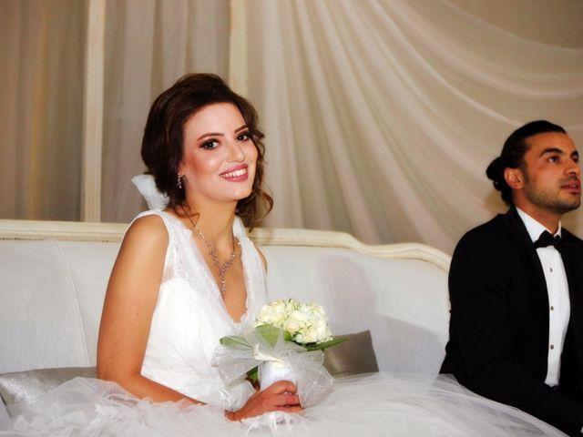 Le mariage de Zaher et Ines à Paris, Paris 15