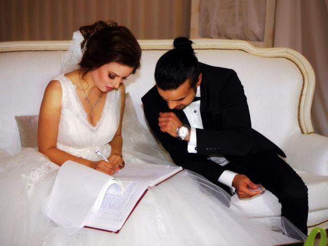 Le mariage de Zaher et Ines à Paris, Paris 17