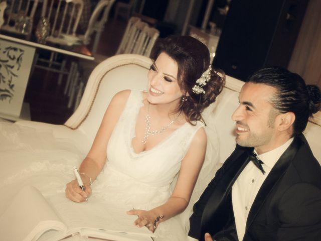 Le mariage de Zaher et Ines à Paris, Paris 18