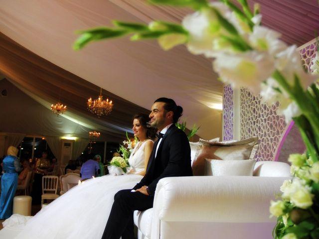 Le mariage de Zaher et Ines à Paris, Paris 21