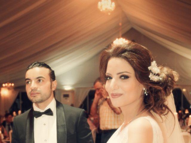 Le mariage de Zaher et Ines à Paris, Paris 22