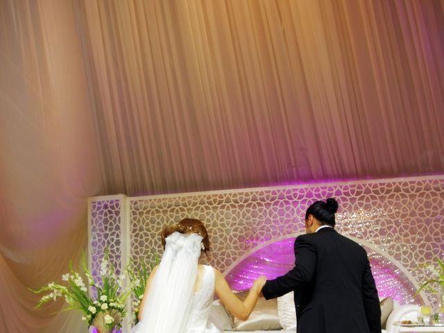 Le mariage de Zaher et Ines à Paris, Paris 23
