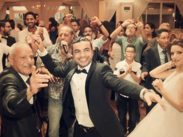 Le mariage de Zaher et Ines à Paris, Paris 30