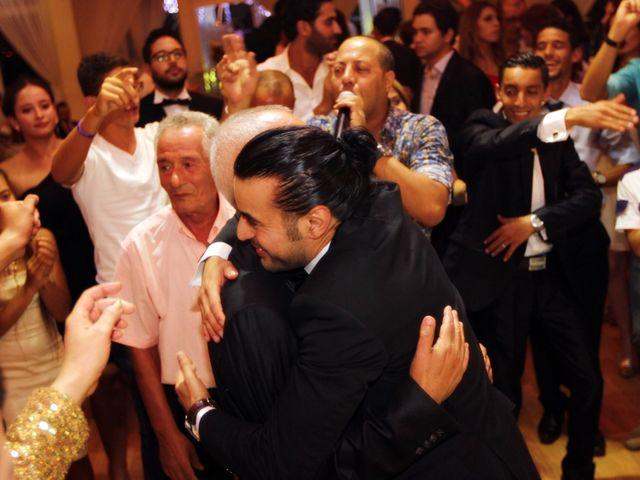 Le mariage de Zaher et Ines à Paris, Paris 31