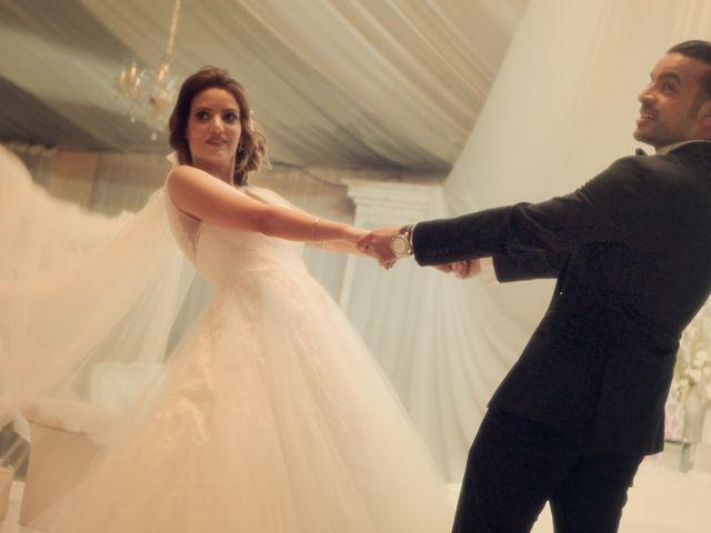 Le mariage de Zaher et Ines à Paris, Paris 35