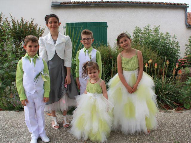 Le mariage de Sylvain et Lyse à Saint-Pierre-d'Oléron, Charente Maritime 44