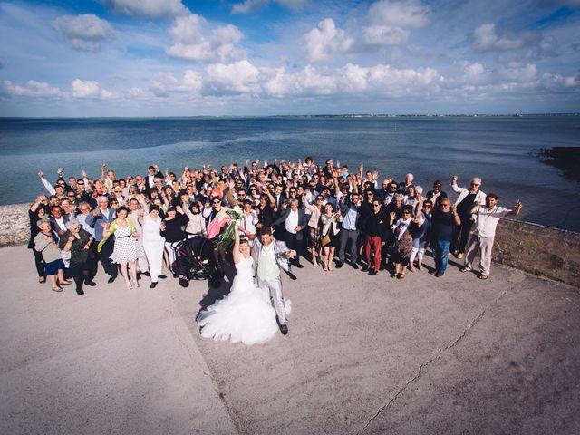 Le mariage de Sylvain et Lyse à Saint-Pierre-d'Oléron, Charente Maritime 94