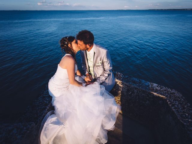 Le mariage de Sylvain et Lyse à Saint-Pierre-d'Oléron, Charente Maritime 105