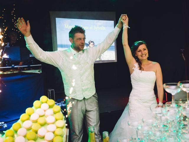 Le mariage de Sylvain et Lyse à Saint-Pierre-d'Oléron, Charente Maritime 111