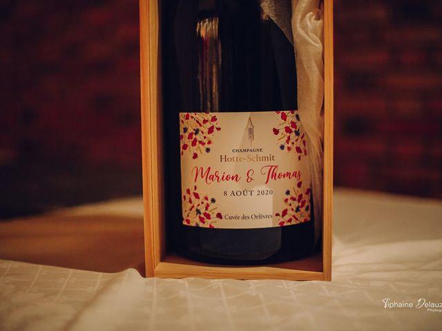 Le mariage de Marion et Thomas à Orléans, Loiret 44