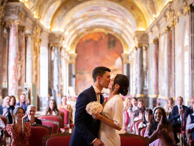 Le mariage de Maelle et Jean-loup