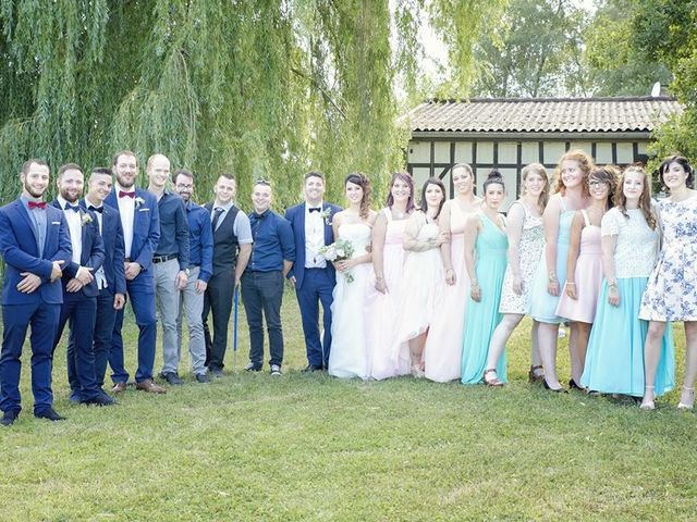 Le mariage de Stephane  et Pauline  à Laneuville-au-Pont, Haute-Marne 20