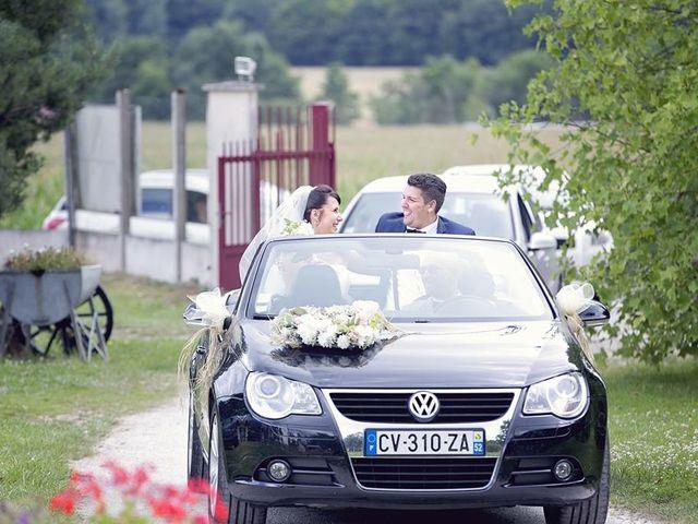 Le mariage de Stephane  et Pauline  à Laneuville-au-Pont, Haute-Marne 22
